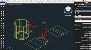 Autocad Home Design For Mac Convert 2d Objects To 3d Objects Autocad 2013 For Mac Youtube