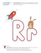 letter r worksheets sparks