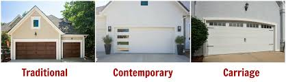 Garage Styles Some Style Options For Your Residential Garage Doors Garage 101