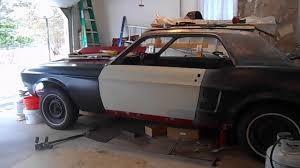 67 mustang fender 67 mustang restoration drivers door fit to fender