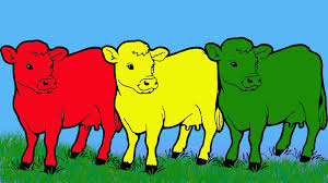 cow colour the best cow 2017