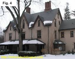 historic buildings of connecticut picturesque houses gothic