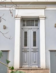 neoclassical home neoclassical house door athens greece u2014 stock photo dimitriosp