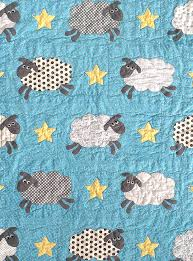 counting sheep quilt pattern by black mountain needleworks large