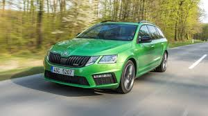 skoda octavia vrs review facelifted hatch tested top gear