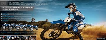 2010 yamaha motocross off road yz250 450 yx28 125 wr250 450 ttr50