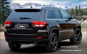 jeep grand cherokee 2017 blacked out 2012 jeep altitude special editions
