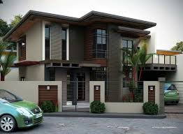 2 storey house design extremely creative two storey house design with terrace