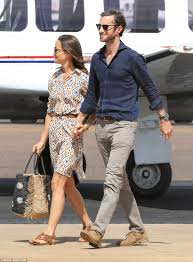 pippa middleton and james matthew arrive in darwin daily mail online