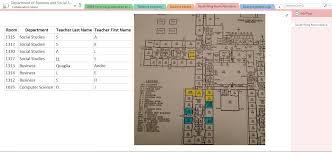 Kindergarten Floor Plan Examples Onenote Staff Notebookscloud Of Learning