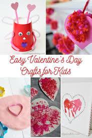 valentine u0027s day crafts for kids