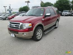 ford expedition king ranch 2014 ruby red ford expedition king ranch 92237956 gtcarlot com