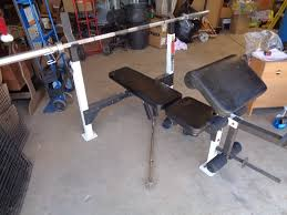 Weider 215 Bench New Merchandise Tools Household And More In Oak Grove