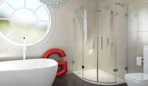 1400 Shower Door Po 310 1000 800 Enclosure 8 Series Frameless Offset Quadrant