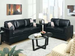 Black Leather Reclining Sofa And Loveseat Outstanding Leather And Loveseat Sets Sofa Set Luxury Black