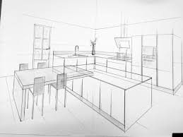 cuisine en perspective aeros projet en l perspective cuisine cuisines inovconception