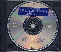 Armchair Theatre Jeff Lynne Jeff Lynne Armchair Theatre Cd Plastic Music
