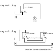 astonishing one way light switch wiring diagram wiring diagrams