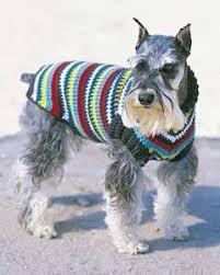 crochet pattern for dog coat free crochet dog sweater patterns for the pets pinterest dog