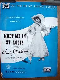 meet me in st louis my favorite judy garland movie movies i