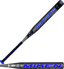 pitch bats miken maniac usssa pitch bat 2017 s sporting goods