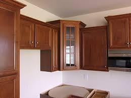 wall diagonal corner cabinet unique kitchen corner wall cabinet home df furniture