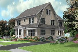 Dutch Colonial Floor Plans Surprising Colonial Home Design With Traditions And Culture