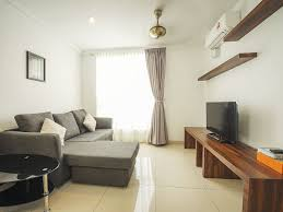 suite of calm ambiance in busy penang executive accommodation