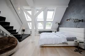 decoration chambre comble avec mur incliné enchanteur decoration chambre comble avec mur incliné avec chambre