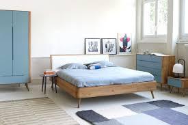 Schlafzimmer Bett Buche Skandinavisches Bett Herrliche Auf Wohnzimmer Ideen Oder