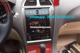 lexus es300 gps update lexus es250 es300 es350 es330 es240 android car radio gps wi