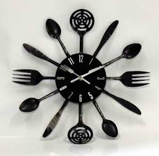 horloge murale pour cuisine montre de cuisine design finest pendule cuisine horloge murale