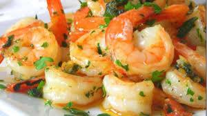 crevettes sautées a l ail recette par mes inspirations culinaires