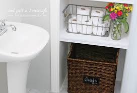 Seagrass Bathroom Storage Furniture For Bathroom Decorating Using Rectangular Drawer White