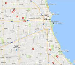 Austin Crime Map by Chicago Crime Map Chicago News