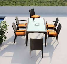 Aluminum Patio Tables Sale Dining Room Charming And Enchanting Patio Dining Sets Collection