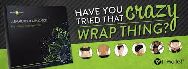 that wrap thing wrap thing it works ultimate applicator wrap
