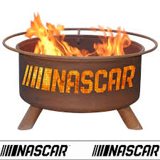 nascar racing fire pit u2013 sports team fire pit