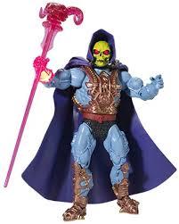 Skeletor Halloween Costume Masters Universe Classics Vintage Visual Checklist