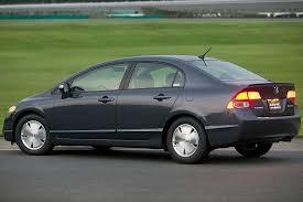 2007 honda civic hybrid reviews 2007 honda civic hybrid overview cars com
