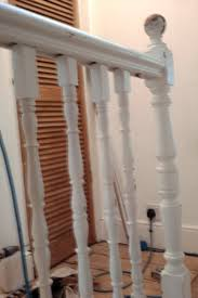 How To Install A Banister How To Install Handrail