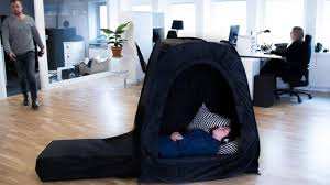 the privacy bed tent newest invention for a good night s sleep pause pod one person privacy tent for office weird new inventions