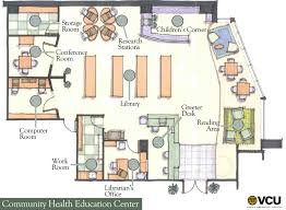 Pharmacy Floor Plans by Community Health Education Center Vcu Floor Plan