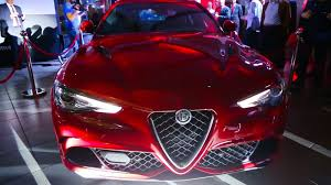 the stunning new alfa giulia just landed in lebanon car news