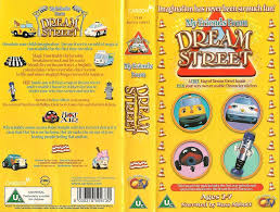 Map My Friends My Friends From Dream Street Original Vhs Cover By Retropokefan