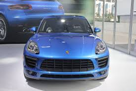 porsche macan front indian autos blog