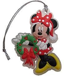 hallmark minnie mouse pink bowtique ornament
