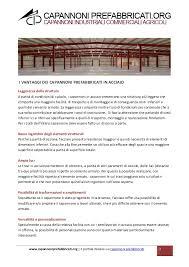 capannoni prefabbricati cemento armato acciaio e cemento armato nei capannoni prefabbricati