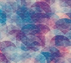 Blue Pattern Background Old Pattern Background 3432