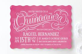 quinceanera invitations papel picado quinceañera quinceañera invitations minted